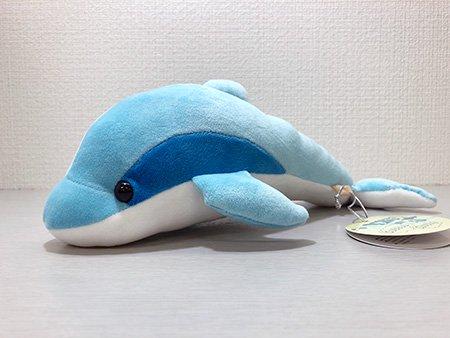 ぬいぐるみ(イルカ)