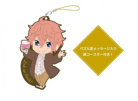 Free!シリーズ Link up Smile! BD ラバーストラップセット【貴澄】