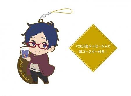 Free!シリーズ Link up Smile! BD ラバーストラップセット【怜】
