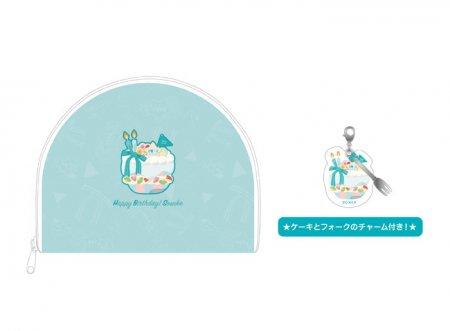 Free!シリーズ BIRTHDAY★DECORATION ポーチ【宗介】