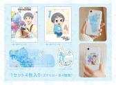 Free!シリーズ BIRTHDAY★DECORATION スマホデコレーションステッカーセット【愛一郎】