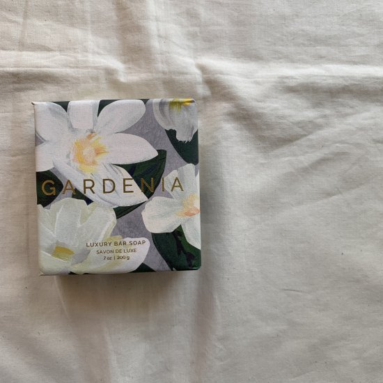 Mistral ソープ- Gardenia