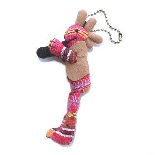 KOKOPELLI ココペリのダンシングドール(マルチツイード)