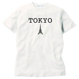 <img class='new_mark_img1' src='https://img.shop-pro.jp/img/new/icons30.gif' style='border:none;display:inline;margin:0px;padding:0px;width:auto;' />TOKYO RネックMEDIUMカットソー(ホワイト) ★期間限定受注製作品 〜7月11日(日)まで