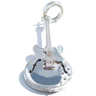 立体ギターペンダントA