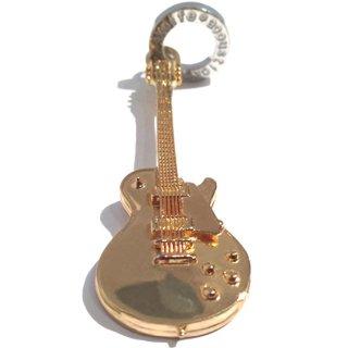 立体ギターペンダントB GOLD