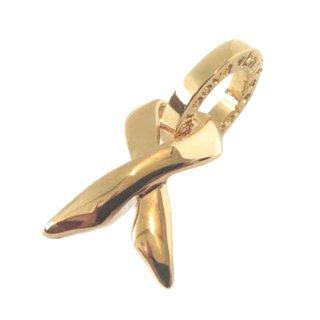 リボンペンダント mini GOLD
