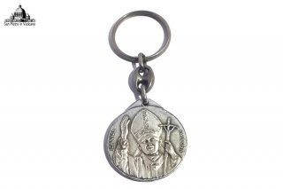 SAN PIETRO IN VATICANO アンティークメダイキーリング ☆数量限定品