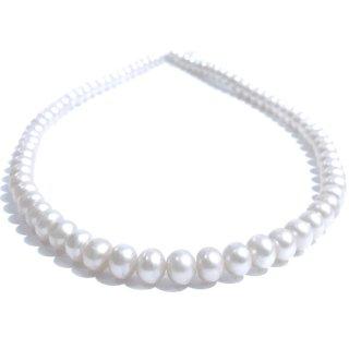 本真珠のネックレス(ホワイト) ☆数量限定品