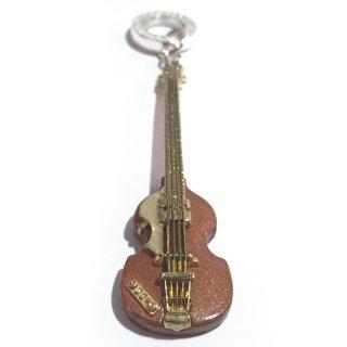 立体ギターペンダント(七宝焼ベース)