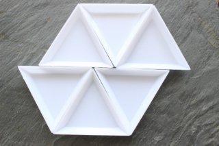 【訳あり】三角トレー・6個セット