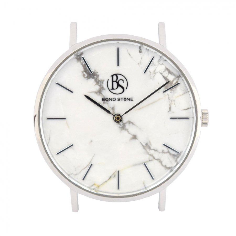 BOND STONE SHINE 天然石腕時計 アラベスカートコルキア 36mm