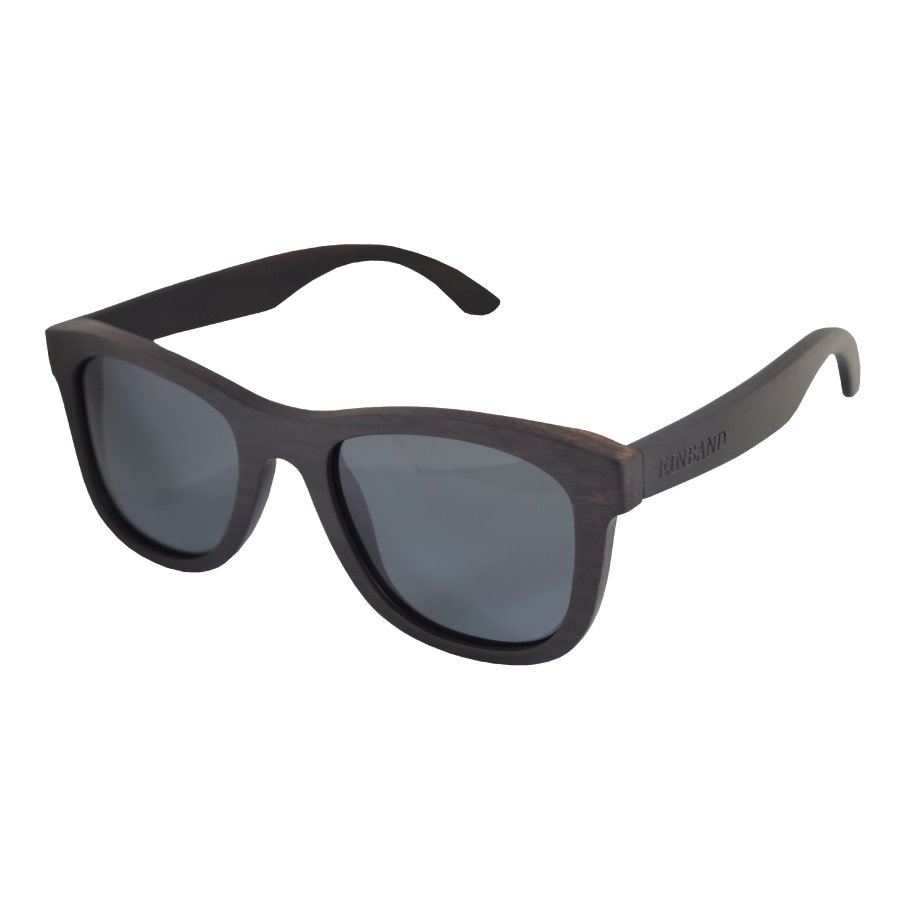 EINBAND Wood Sunglasses  /  Ebony Wood