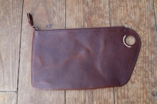 CUP POUCH   brown