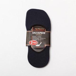 ADRIAN靴下(ローファー用/ネイビー)2足セット