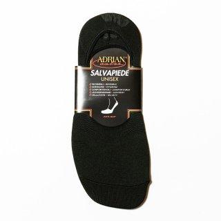 ADRIAN靴下(ローファー用/ブラック)1足売り