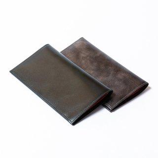 Brift H別注 ステファノベーメル 長財布(グリーン、グレーBLK)