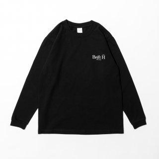 Brift H BIGロゴ ロングTシャツ