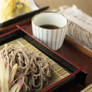 富山県産そば粉使用あらびき生そば2食×5個セット