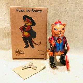 インド ブリキのおもちゃ ブーツネコ