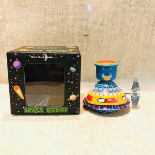 インド ブリキのおもちゃ スペースロボット