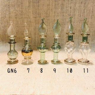 エジプシャンパフュームボトル パイレックス製 小 GN6-11