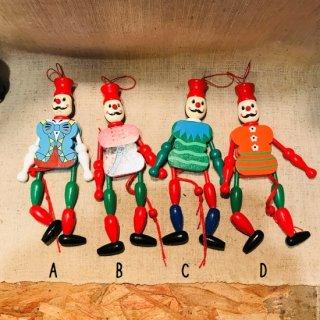 ロシア カタカタ人形