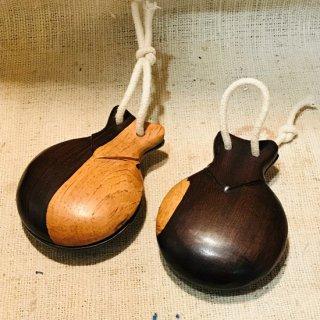 メキシコ 木製カスタニュエラス