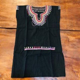 メキシコ 手刺繍ワンピース 子供用 ウィピル BK