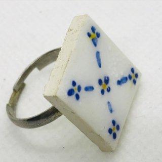 ポルトガル タイルの指輪