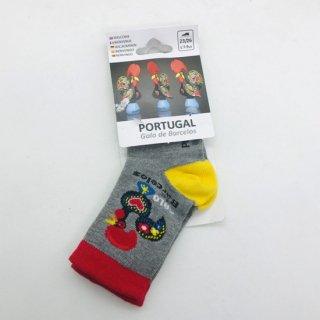 ポルトガル 子供用靴下