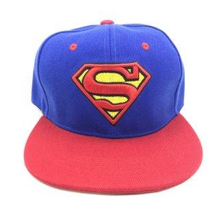 セレクトキャップ スーパーマン 立体刺繍