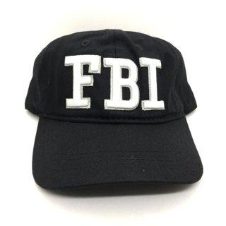 セレクトキャップ FBIキャップ 立体刺繍キッズサイズ