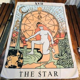 タロットタペストリー STAR 星