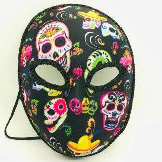死者の日のマスク BK