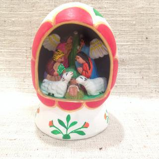 ペルー・花の聖家族・ナシミエント