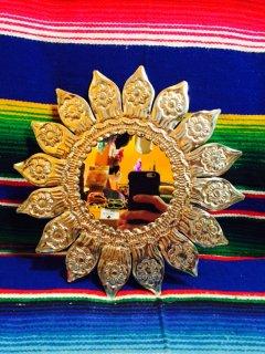 メキシコ オハラタの鏡 ひまわり 太陽 プレーン