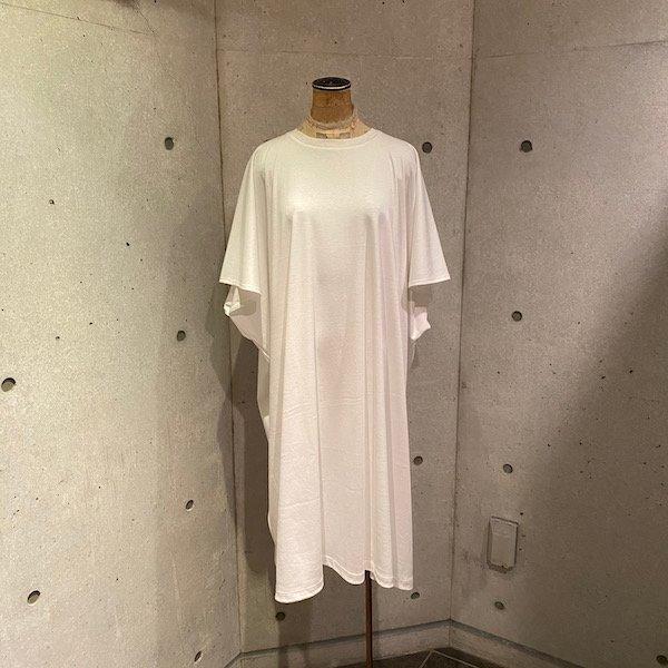 ALWEL PONCHO T-DRESS