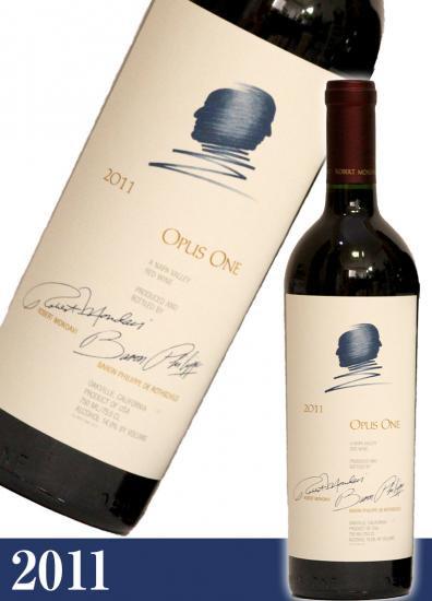 Opus One 【2011】 オーパス・ワン 750ml