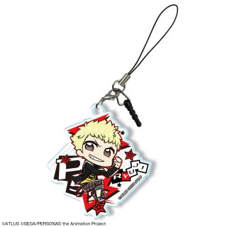 <img class='new_mark_img1' src='//img.shop-pro.jp/img/new/icons11.gif' style='border:none;display:inline;margin:0px;padding:0px;width:auto;' />『PERSONA5 the Animation』アクリルイヤホンジャックアクセサリー EJAN-P002-m02 坂本竜司