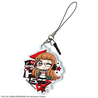 <img class='new_mark_img1' src='//img.shop-pro.jp/img/new/icons11.gif' style='border:none;display:inline;margin:0px;padding:0px;width:auto;' />『PERSONA5 the Animation』アクリルイヤホンジャックアクセサリー EJAN-P002-m07 佐倉双葉