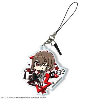 <img class='new_mark_img1' src='//img.shop-pro.jp/img/new/icons11.gif' style='border:none;display:inline;margin:0px;padding:0px;width:auto;' />『PERSONA5 the Animation』アクリルイヤホンジャックアクセサリー EJAN-P002-m09 明智吾郎