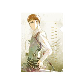 "<img class='new_mark_img1' src='//img.shop-pro.jp/img/new/icons11.gif' style='border:none;display:inline;margin:0px;padding:0px;width:auto;' />TVアニメ『進撃の巨人』""Ani-Art""クリアファイル ジャン"