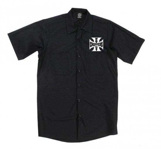 OGクロスワークシャツ