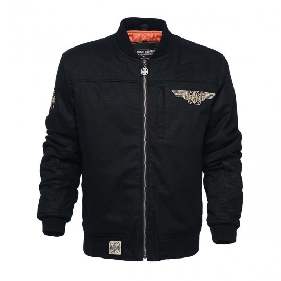 アサルトジャケット ブラック