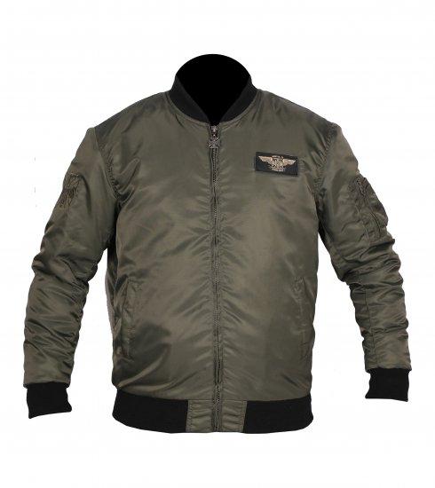 MA-1ジャケット オリーブ