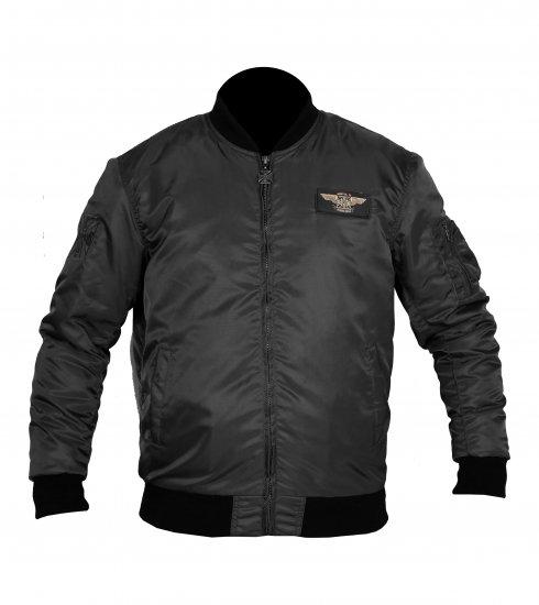 MA-1ジャケット ブラック