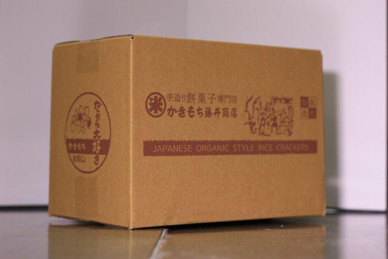 かきもちキューブ よりどり12袋セット【箱】(お得単価150円/1袋)