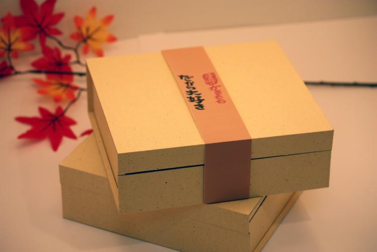 生かきもちギフトセット 甘味6パック 化粧箱入 稲穂付【限定数生産】