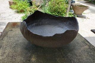 【村長現物】メダカ鉢10 龍聖作 オリジナルめだか鉢一品物